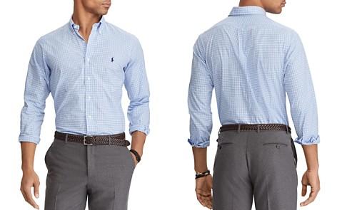 Polo Ralph Lauren Poplin Slim Fit Button-Down Shirt - Bloomingdale's_2