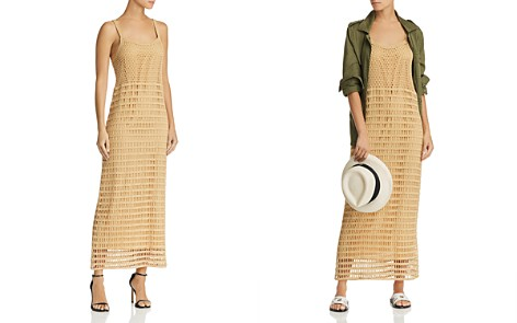Elizabeth and James Edna Crochet Maxi Dress - Bloomingdale's_2