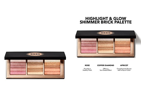 Bobbi Brown Highlight & Glow Shimmer Brick Palette - Bloomingdale's_2