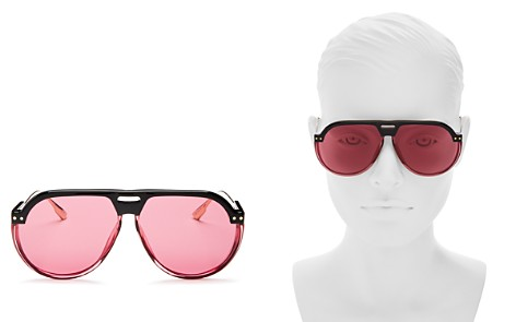Dior Women's Club 3 Aviator Sunglasses, 61mm - Bloomingdale's_2
