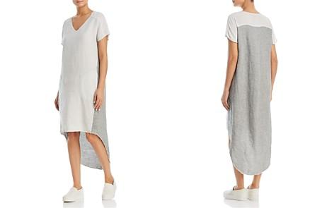 XCVI Tie-Dye High/Low Dress - Bloomingdale's_2
