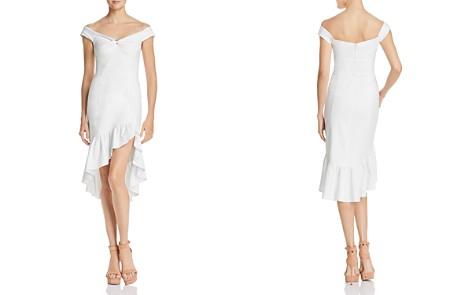 WAYF Genoa Off-the-Shoulder High/Low Dress - Bloomingdale's_2