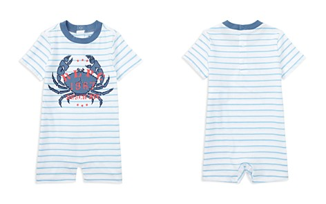 Ralph Lauren Boys' Striped Crab Graphic Shortall - Baby - Bloomingdale's_2
