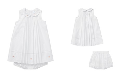 Ralph Lauren Girls' Broadcloth Dress & Bloomers Set - Baby - Bloomingdale's_2