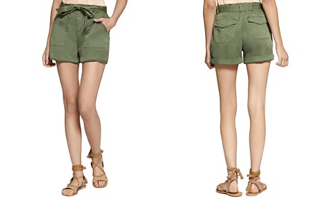 Sanctuary Daydreamer Belted Shorts - Bloomingdale's_2