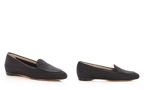 Giorgio Armani Women's Apron Toe Loafers - Bloomingdale's_2