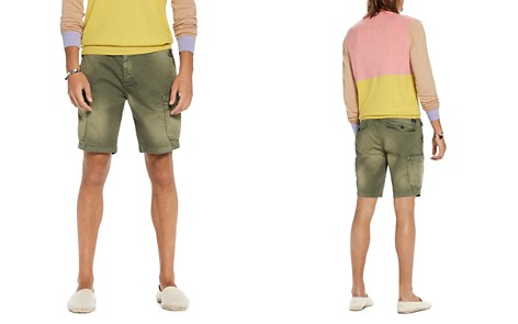 Scotch & Soda Washed Cargo Regular Fit Shorts - Bloomingdale's_2