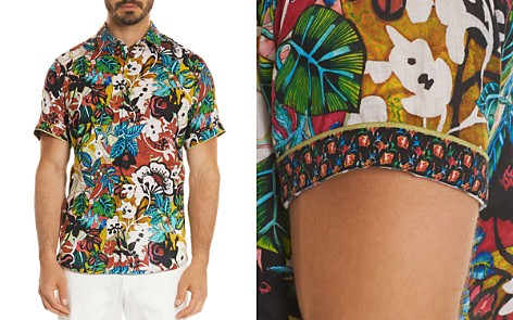 Robert Graham Havana Classic Fit Button-Down Shirt - Bloomingdale's_2