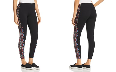 Johnny Was Sonoma Embroidered Leggings - Bloomingdale's_2