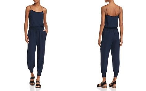 Theory Silk Jumpsuit - Bloomingdale's_2