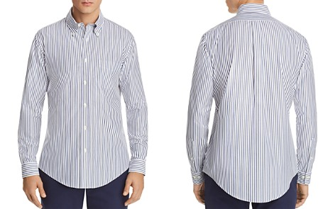 Brooks Brothers Striped Regular Fit Button-Down Shirt - Bloomingdale's_2
