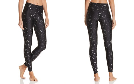 Terez Foiled Splatter Print Leggings - Bloomingdale's_2