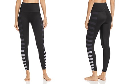 K-Deer Ombré Side-Stripe Ankle Leggings - 100% Exclusive - Bloomingdale's_2