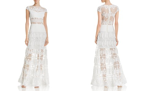 BRONX AND BANCO Flamenco Lace Gown - Bloomingdale's_2