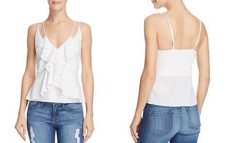 Finders Keepers Kindred Ruffled Cami - Bloomingdale's_2