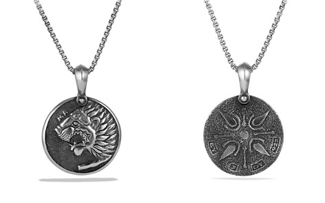 David Yurman Petrvs Lion Coin Amulet - Bloomingdale's_2