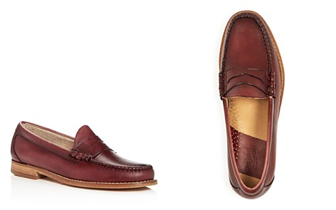 G.H. Bass & Co. Men's Larson Leather Penny Loafers - Bloomingdale's_2