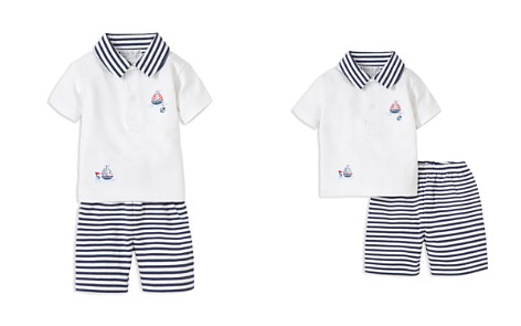 Kissy Kissy Boys' Nautical Bermuda Polo & Striped Shorts Set - Baby - Bloomingdale's_2