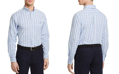 Vineyard Vines Friendly Island Plaid Classic Fit Button-Down Shirt - Bloomingdale's_2
