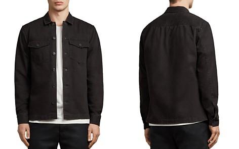 ALLSAINTS Encamp Regular Fit Button-Down Shirt - Bloomingdale's_2