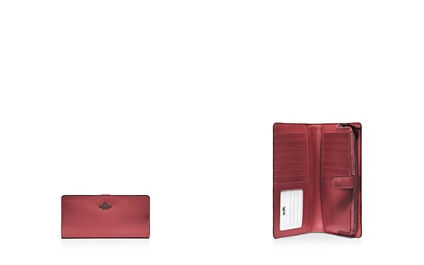COACH Skinny Wallet in Refined Calf Leather - Bloomingdale's_2
