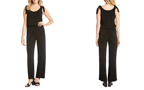 Karen Kane Tie-Shoulder Jumpsuit - Bloomingdale's_2
