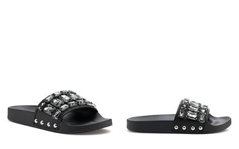 Botkier Women's Freda Embellished Slide Sandals - Bloomingdale's_2