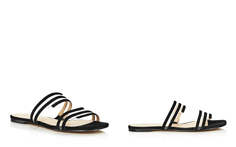Botkier Women's Maisie Suede Illusion Slide Sandals - Bloomingdale's_2