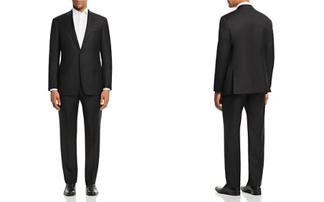 Emporio Armani Solid Core Classic Fit Suit - Bloomingdale's_2