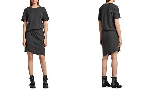 ALLSAINTS Nandi Flame Asymmetric Tee Dress - Bloomingdale's_2