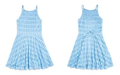 Sally Miller Girls' Sleeveless Diamond-Lace Dress - Big Kid - Bloomingdale's_2