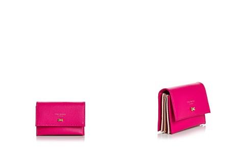 Ted Baker Concertina Textured Leather Card Case - Bloomingdale's_2