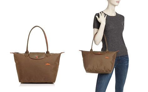 Longchamp Le Pliage Club Medium Shoulder Tote - Bloomingdale's_2