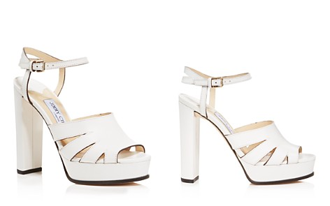 Jimmy Choo Women's Hermione 120 Leather Platform High-Heel Sandals - Bloomingdale's_2