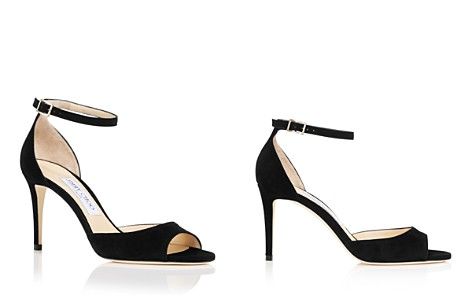 Jimmy Choo Women's Annie 85 Suede High-Heel Ankle Strap Sandals - Bloomingdale's_2