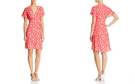 FRENCH CONNECTION Frances Faux-Wrap Floral Dress - Bloomingdale's_2
