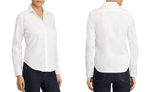 Lauren Ralph Lauren Classic No-Iron Shirt - Bloomingdale's_2