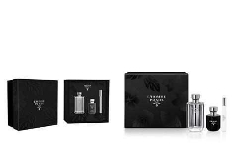 Prada L'Homme Prada Eau de Toilette Gift Set - Bloomingdale's_2