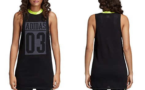 adidas Originals Long Logo Tank - Bloomingdale's_2