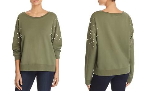 Sanctuary Seraphina Embellished Sweatshirt - 100% Exclusive - Bloomingdale's_2