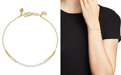 AeroDiamonds 18K Yellow Gold Diamond Streamer Bracelet - Bloomingdale's_2