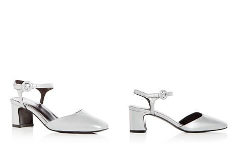 Carel Women's Leather Block Heel Pumps - Bloomingdale's_2