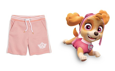 Sovereign Code x Nickelodeon Girls' PAW Patrol© French Terry Shorts, Little Kid - 100% Exclusive - Bloomingdale's_2