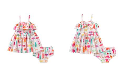 kate spade new york Girls' Ice Cream Print Dress & Bloomers Set - Baby - Bloomingdale's_2