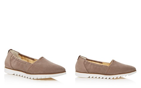 Paul Green Women's Roger Perforated Suede Slip-On Sneakers - Bloomingdale's_2