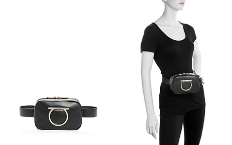 Salvatore Ferragamo Vela Leather Belt Bag - Bloomingdale's_2