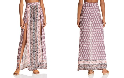Surf Gypsy Split Maxi Skirt Swim Cover-Up - Bloomingdale's_2