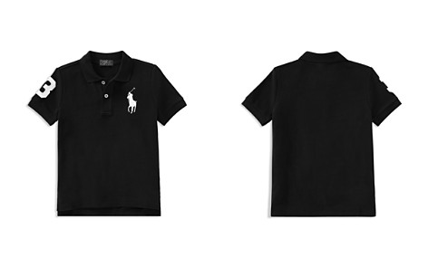 Polo Ralph Lauren Boys' Cotton Mesh Polo - Little Kid - Bloomingdale's_2