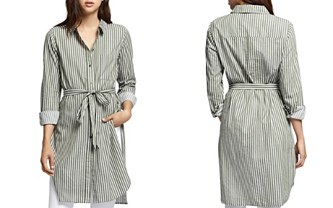 Sanctuary Teagan Striped Button-Down Tunic Top - Bloomingdale's_2