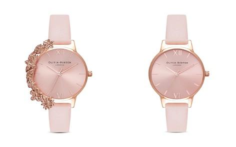 Olivia Burton Floral Trim Watch, 30mm - Bloomingdale's_2